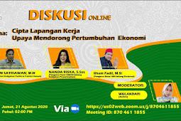 Menyikapi RUU Cipta Lapangan Kerja, Goebok Indonesia Gelar Diskusi Virtual