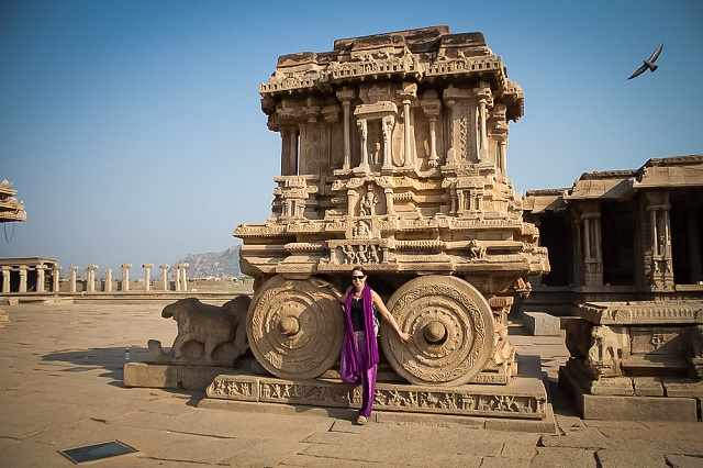 Hampi - Destinations in India for Women Solo Travelers