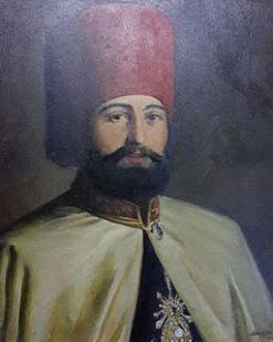 OTTOMAN EMPIRE SULTANS II. MAHMUD