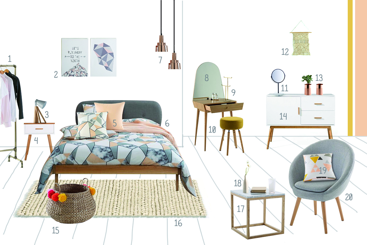 Blog lifestyle shopping décoration