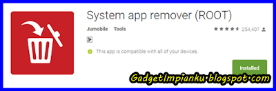 Aplikasi Keren Android Root