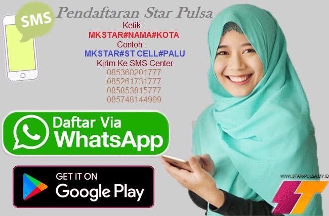 DAFTAR STAR PULSA