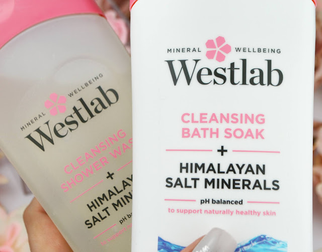 Westlab Cleansing Himalayan Collection, Lovelaughslipstick Blog