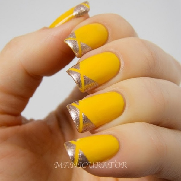 2016 New Yellow Nail Art Ideas 2016 | Fashion Newby\'s