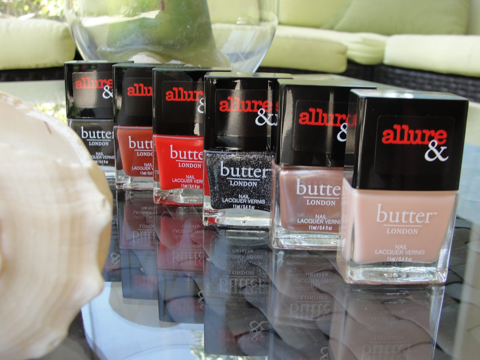 Butter London Nail Polish Review Giveaway