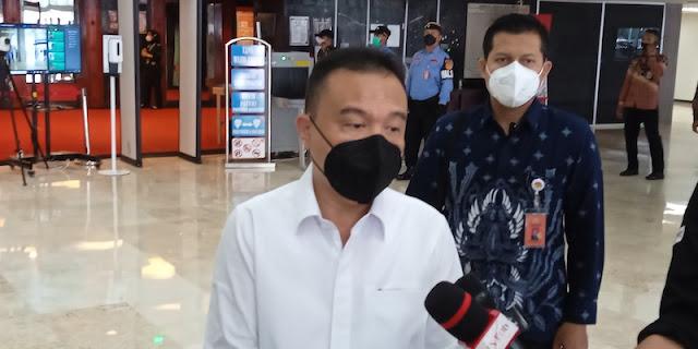 Sufmi Dasco: Jangan Berandai-andai, KPK Belum Resmi Umumkan Status Azis Syamsuddin