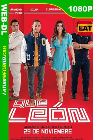Qué León (Una Vaina Loca) (2018) Latino HD WEB-DL 1080P ()