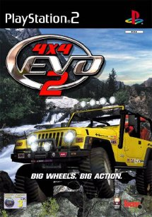 4x4 Evo 2 (Europe) PS2 ISO