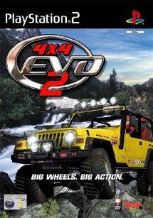 4x4 Evo 2 (Europe) PS2 ISO