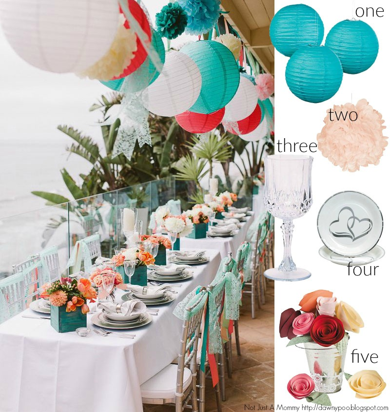 DIY Your Wedding With Oriental Trading