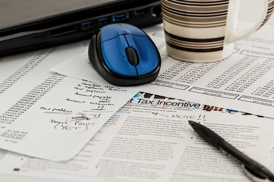 Tax Organzing Pixibay Image