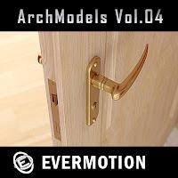 Evermotion Archmodels vol.04單體3dsMax模型合集第04期下載