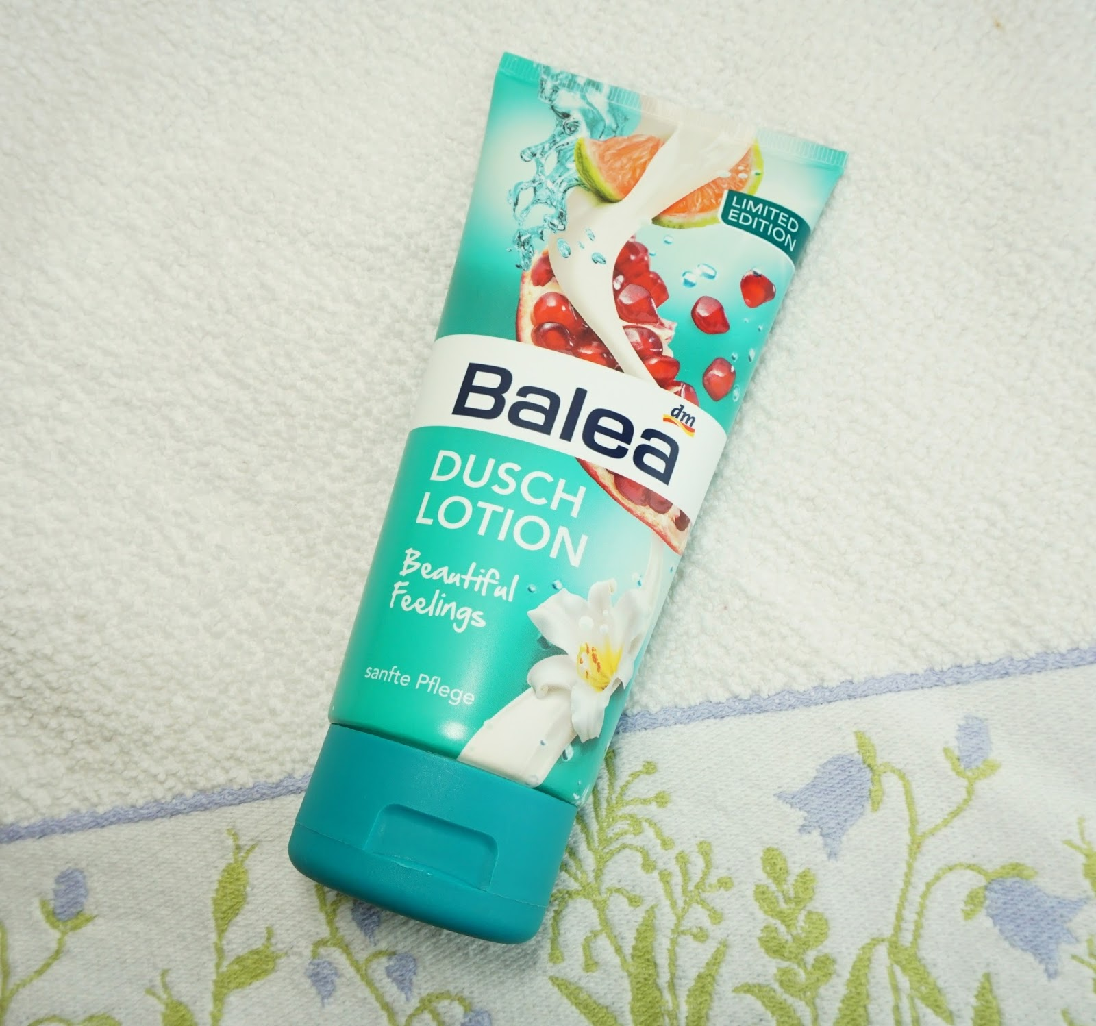 Balea - Dusch Lotion (Beautiful Feelings)