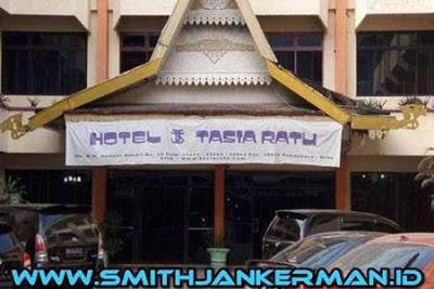 Lowongan PT. Tasia Ratu Hotel Pekanbaru Juni 2018