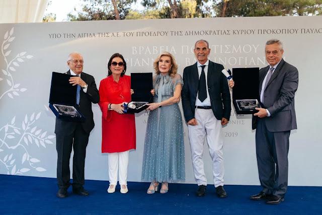 Βραβεία σε σημαντικές προσωπικότητες του Πολιτισμού στον Δήμο Ερμιονίδας