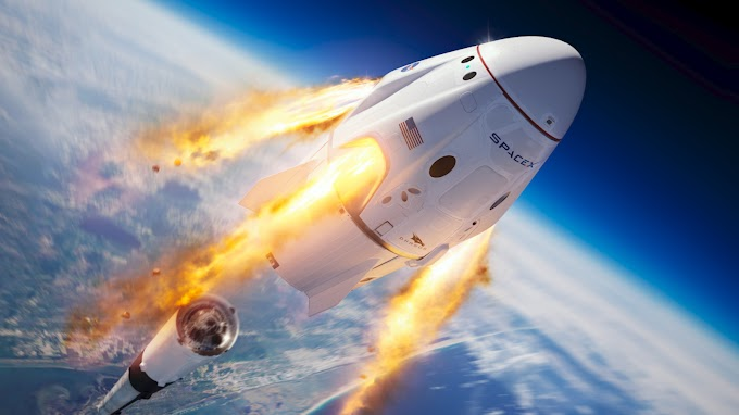 Space X breaks record