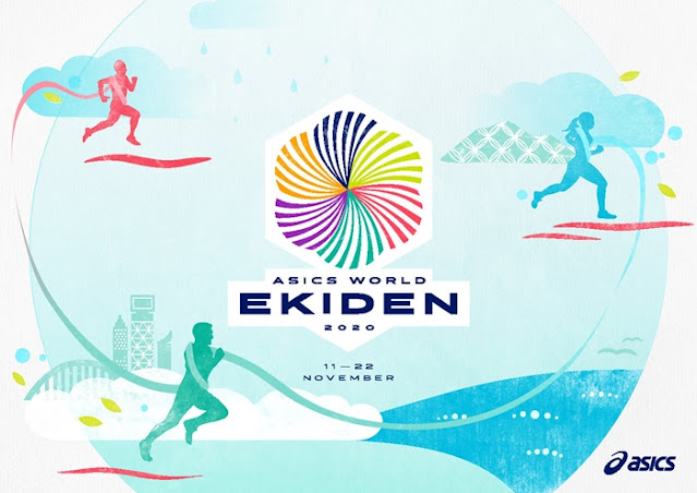 ASICS World Ekiden 2020, Virtual Racing, Whole New Level, Virtual Run, Running, ASICS, Fitness