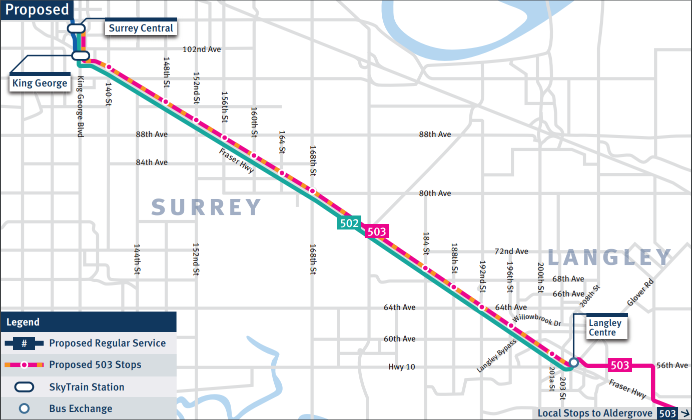 The South Fraser Blog Translink Wants Your Feedback On
