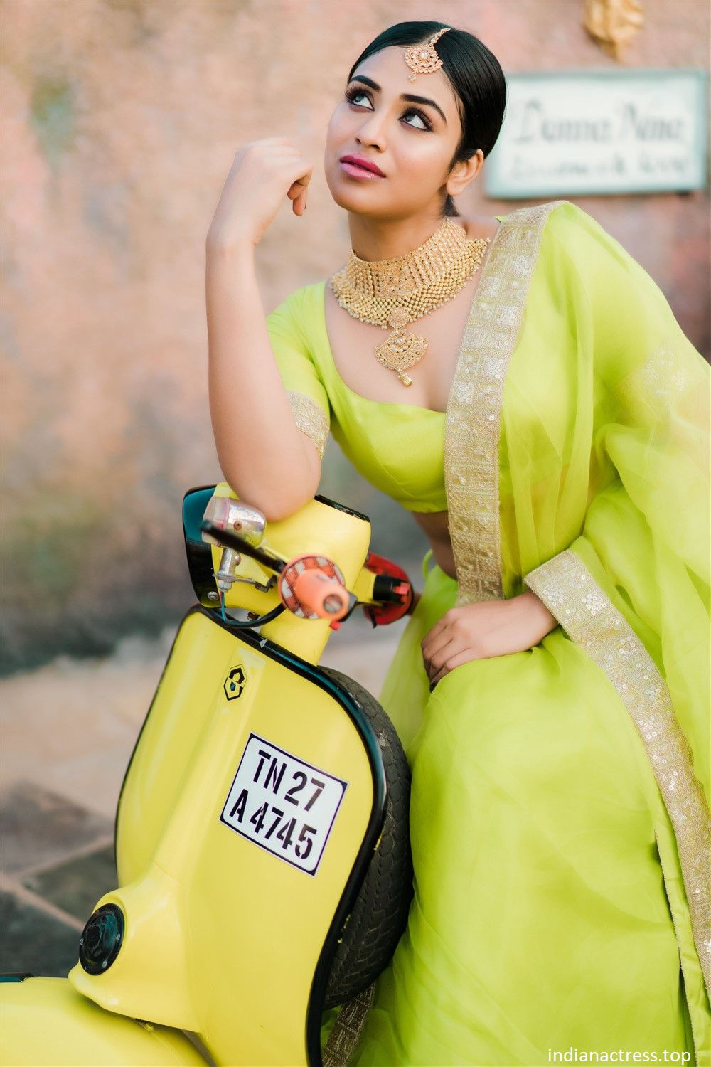 Indhuja Ravichandran Latest Photoshoot 2020