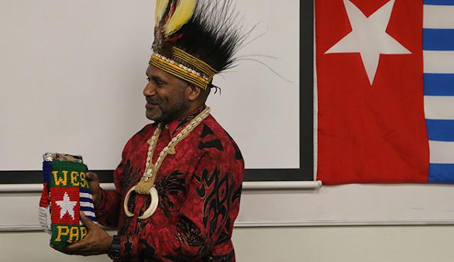 Benny Wenda Menerima Freedom of Oxford, Biro Politik ULMWP Serukan Aksi