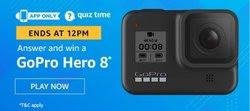 Amazon GoPro Hero 8 Quiz Answer