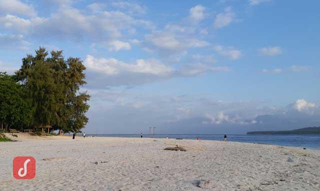 Berlibur Ke Pulau Tujuh Isau Maluku