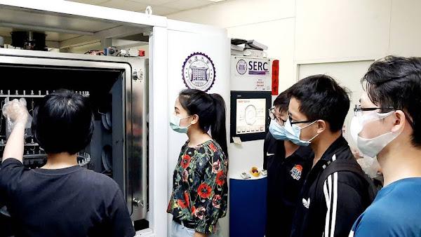 明道與永源產學合作設立研究中心 培育鍍膜科技人才