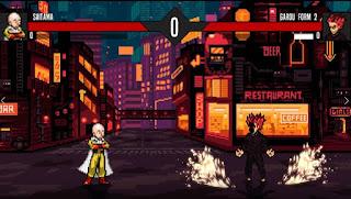 One Punch Man Mugen V2 - DirectX +[DOWNLOAD]