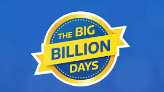 Flipkart Big Billion Days: High Discounted Mobiles and Laptop Deals 2019