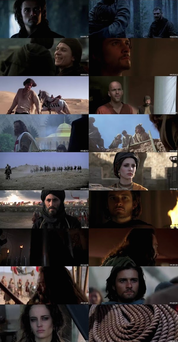 Kingdom of Heaven 2005 Dual Audio Hindi BRRip 480p