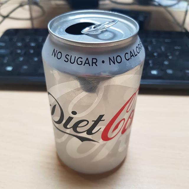 slimming world diet coke