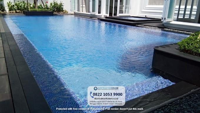 Renovasi Kolam Renang Bergaransi Batu-0822 1053 9900