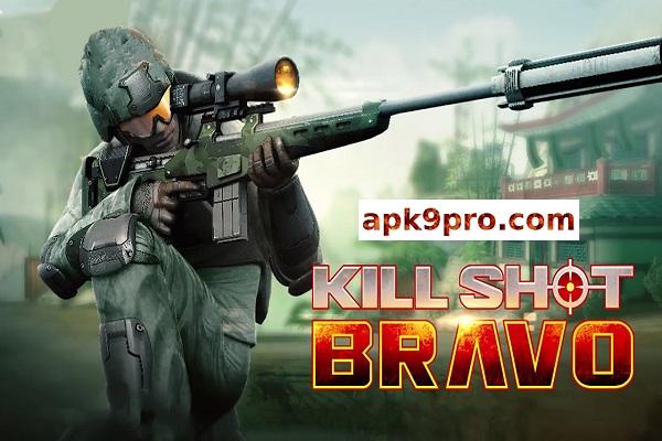 Kill Shot Bravo 7.1 Apk + Mod (File size 125 MB) for android