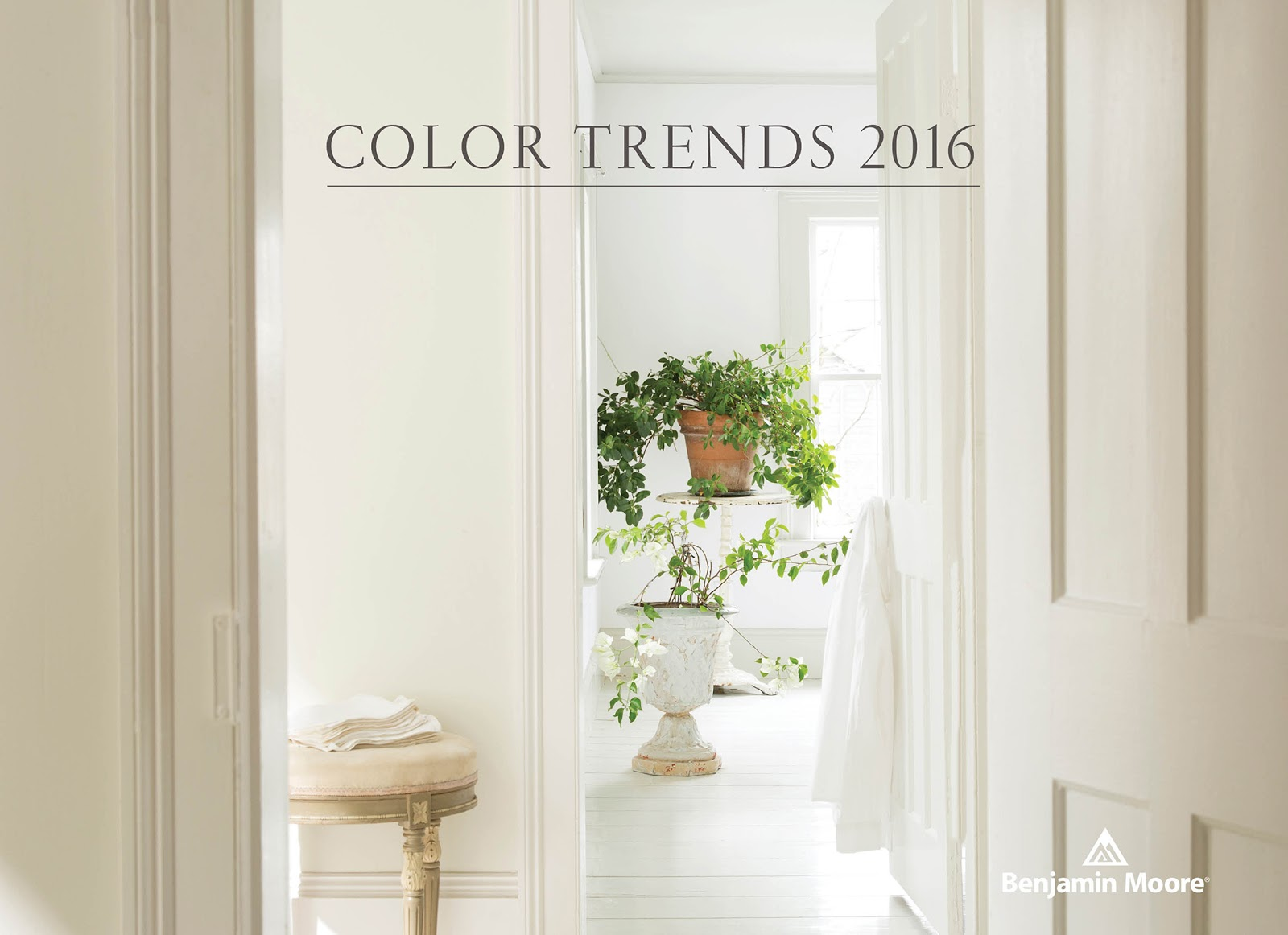 Color Leader Reveals Trends 2016 Highlighting White As A Timeless And Versatile Design Statement