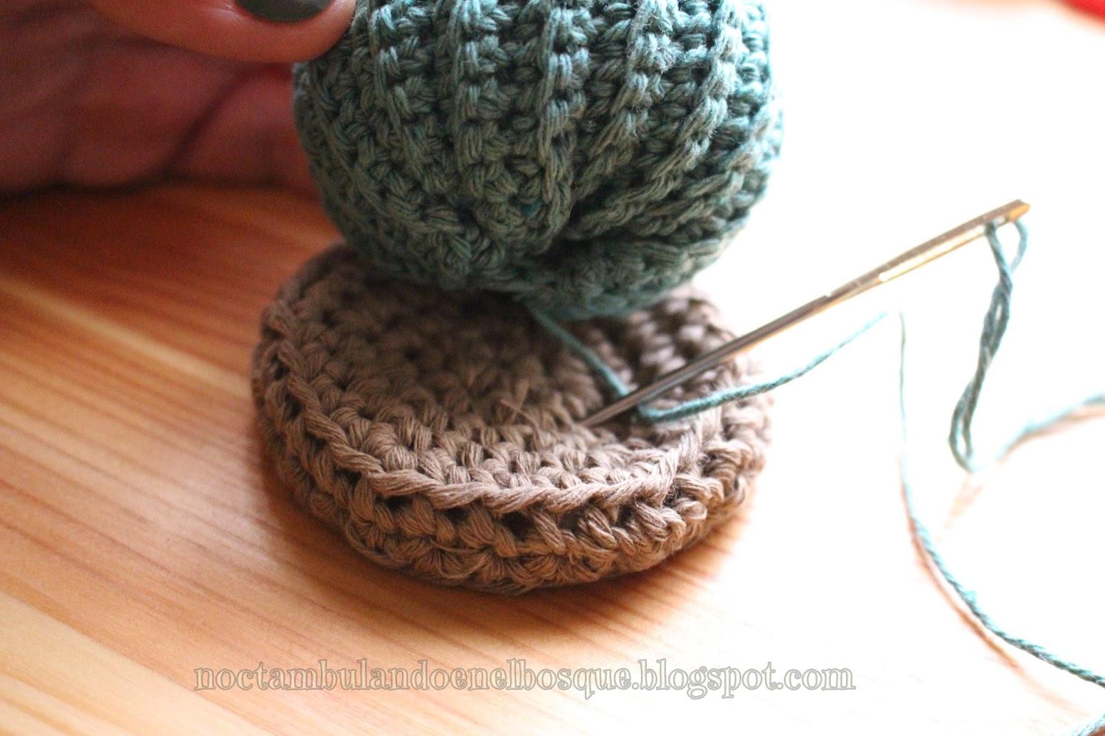 Alfiletero Amigurumi Cupcake Cactus Crochet - $ 140.00 en Mercado Libre | 1066x1600