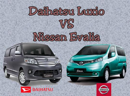 Luxio vs Nissan