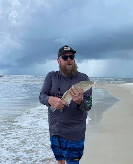 Fly Fishing, Fly Fishing the Texas Coast, Fly Fishing for Redfish, Fly Fishing the Surf