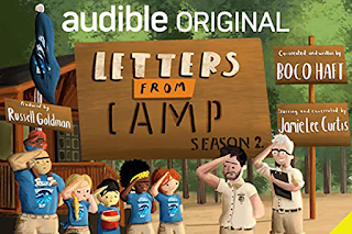 Letters from Camp season 2 podcast