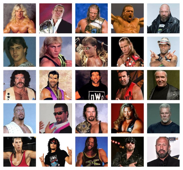 The Kliq…Then…Now…Forever  StrengthFighter.com