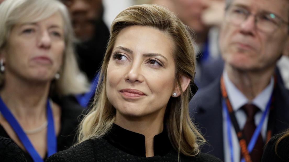 """Periodista Yáñez, pareja del presidente de #Argentina, demanda a Google por lo de """"misógina y maliciosa"""" en que se le cataloga"""