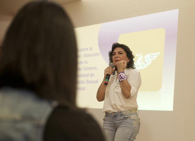 Instala Movimiento Ciudadano Comisión contra el hostigamiento y el acoso sexual