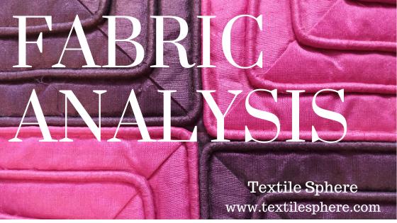 Analysis of Fabric