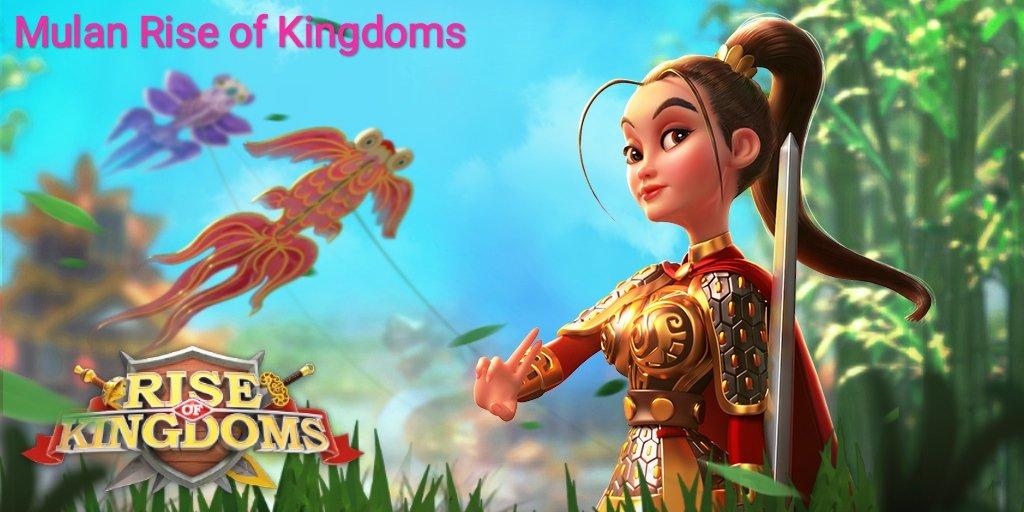mulan rise of kingdoms talent build rok
