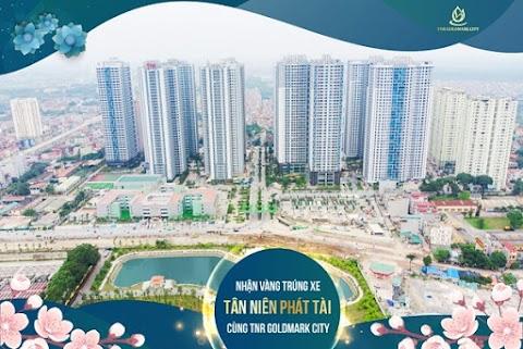 Chung cư TNR Goldmark City Giá Gốc + Chiết khấu cao + Quà tặng hấp dẫn
