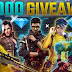 How to get 100 Diamonds free daily? (Free Fire)