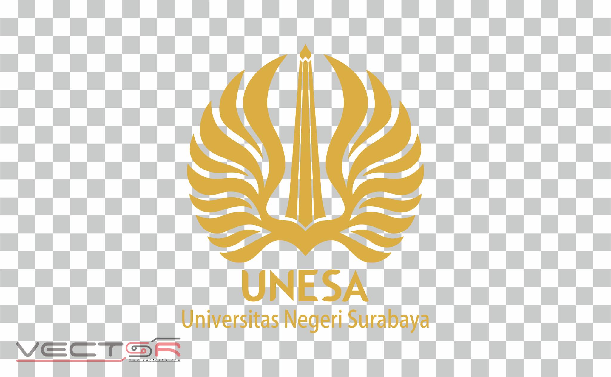 Logo UNESA (Universitas Negeri Surabaya) - Download .PNG (Portable Network Graphics) Transparent Images