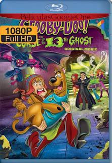 Scooby Doo y la maldición del 13° fantasma (2019) [720p BRrip] [Latino] [LaPipiotaHD]