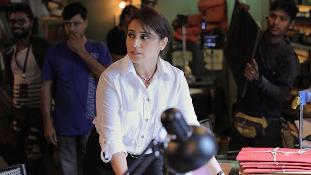 Rani Mukherjee's film 'Mardaani 2'  controversy    Protests continue in Kota, Rajasthan