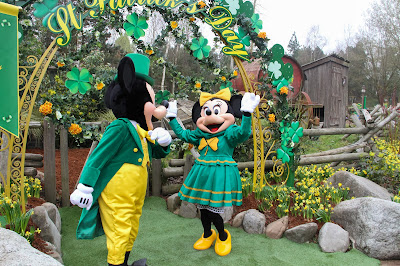 Disney St Patricks Day 2018 Images Pictures