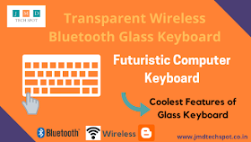 Did You Know About Transparent Wireless Bluetooth Glass Keyboard? Must Read.